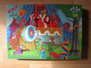 Les puzzles 80's de D.A, séries ou de  gamme de jouets.... Robin_10
