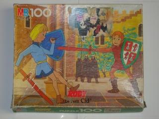Les puzzles 80's de D.A, séries ou de  gamme de jouets.... Rody10