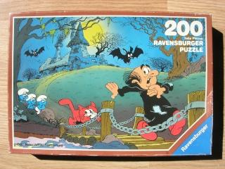 Les puzzles 80's de D.A, séries ou de  gamme de jouets.... Schtro10