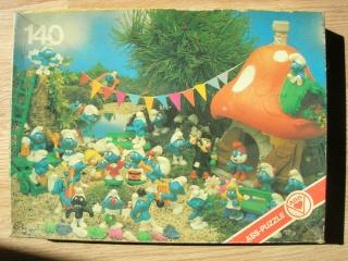 Les puzzles 80's de D.A, séries ou de  gamme de jouets.... Schtro11