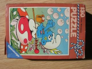 Les puzzles 80's de D.A, séries ou de  gamme de jouets.... Schtro14