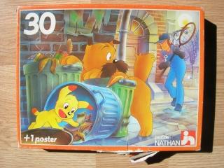 Les puzzles 80's de D.A, séries ou de  gamme de jouets.... Tchaou10