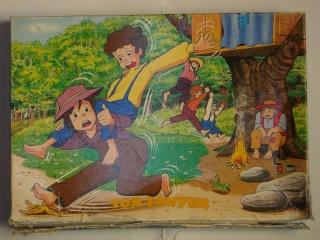 Les puzzles 80's de D.A, séries ou de  gamme de jouets.... Tom_sa10