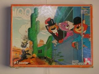 Les puzzles 80's de D.A, séries ou de  gamme de jouets.... Tour_d10