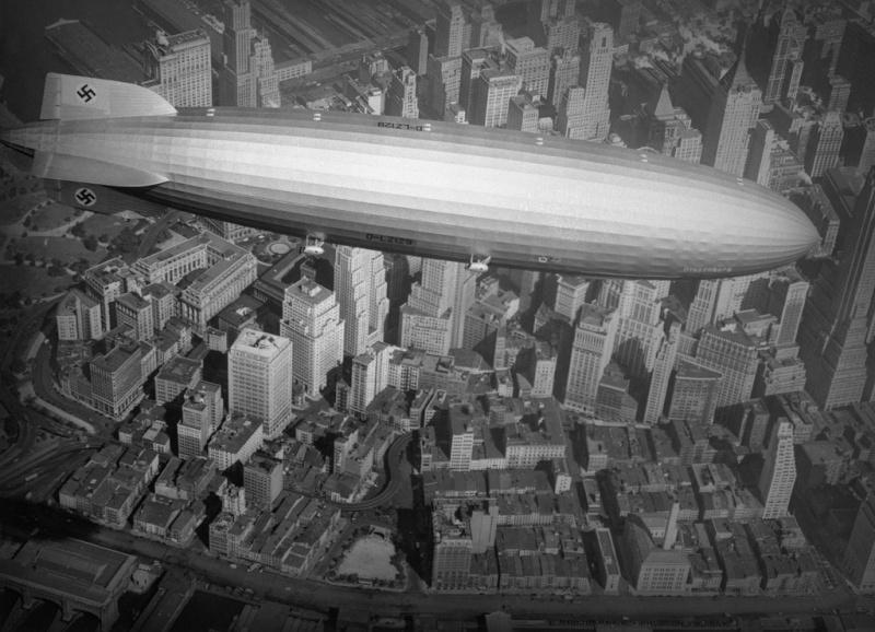 Zeppelines sobre NY 86228810