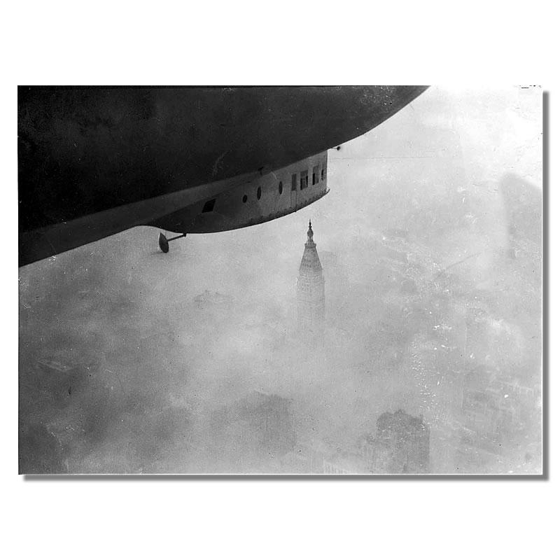 Zeppelines sobre NY Nsap1110