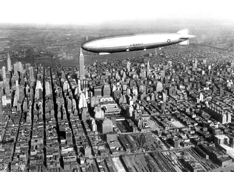 Zeppelines sobre NY Ussmac10