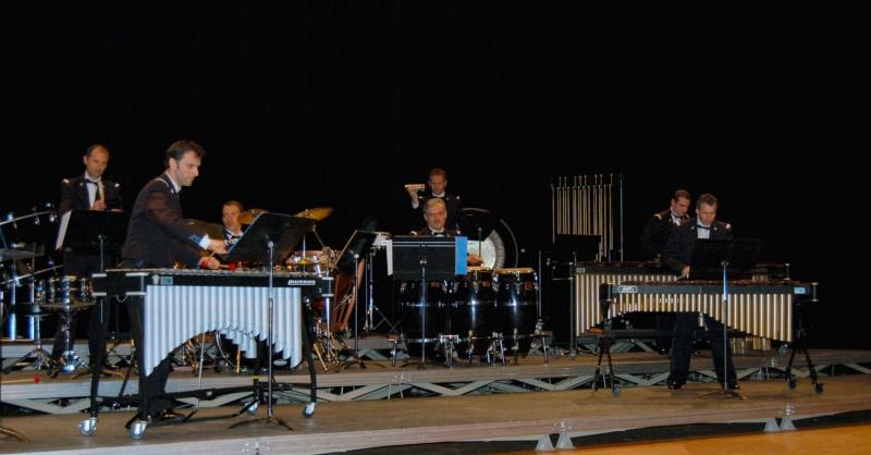 PHOTOS de concert de la BF de la Police Nationale Batter10