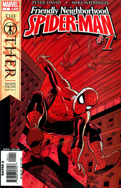 Amazing Spider-man Spider11