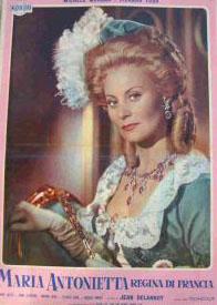 Marie Antoinette avec Michèle Morgan (Delannoy) Mamorg10