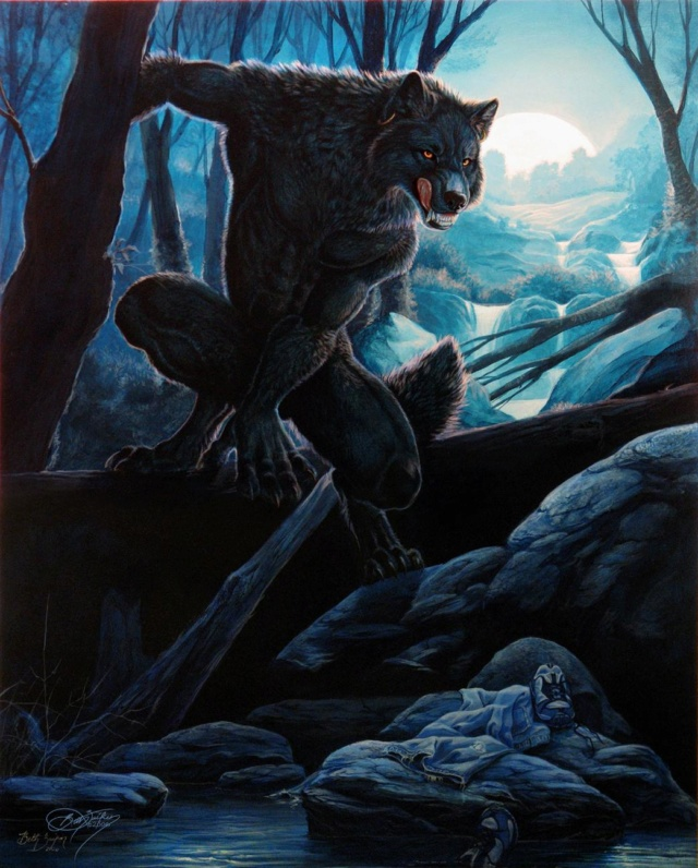 Les loup-garous pur-sangs et infectés 2a79e911