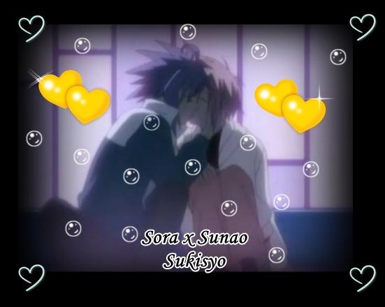Sora x Sunao Sora_x10