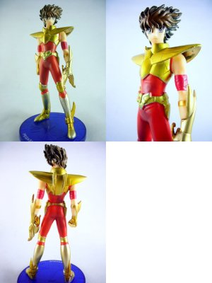 Saint Seiya Real Model Fighters (Saint Seiya Agaruma Saint) Agarum15