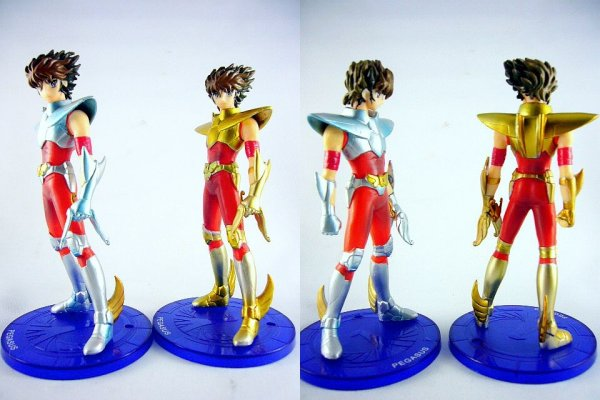 Saint Seiya Real Model Fighters (Saint Seiya Agaruma Saint) Agarum16