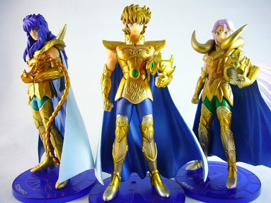 Saint Seiya Real Model Fighters (Saint Seiya Agaruma Saint) Agarum20