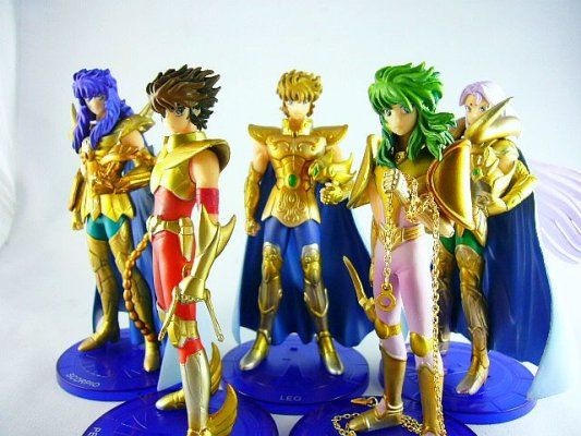 Saint Seiya Real Model Fighters (Saint Seiya Agaruma Saint) Agarum21