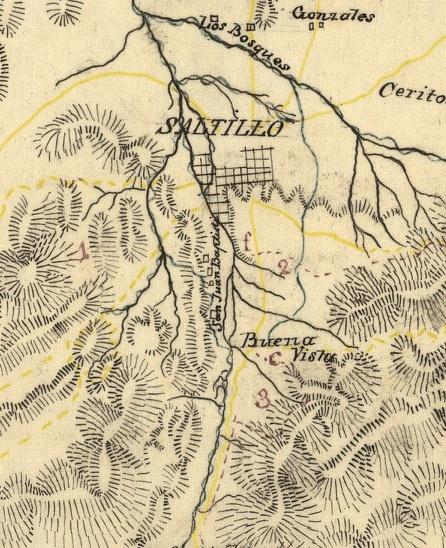 Daguerrotipo de 1847, guerra México-EUA. 12310