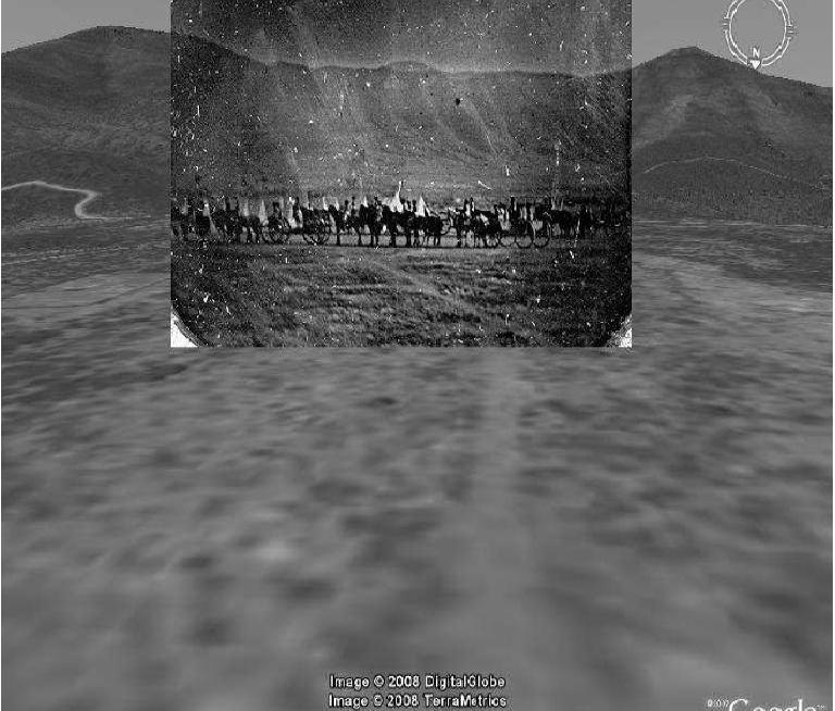 Daguerrotipo de 1847, guerra México-EUA. Bw10