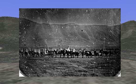 Daguerrotipo de 1847, guerra México-EUA. Sobrep10