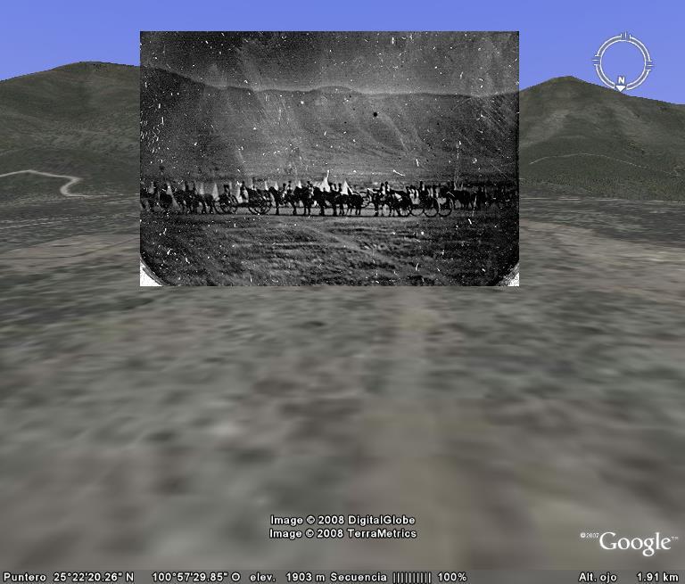 Daguerrotipo de 1847, guerra México-EUA. Vista_11