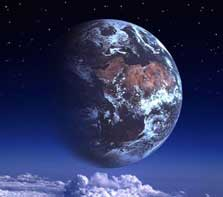 شكل الأرض Earth10