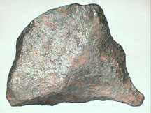 معدن الحديد مُنَزّلٌ من الفضاء الخارجي Iron10