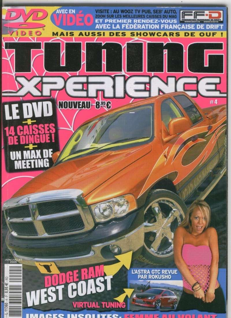 LE DODGE RAM DE SKULL Presse27