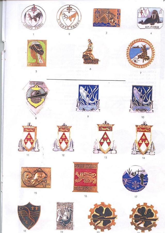 Insignes de sous-marins  Insign10