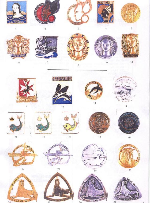 Insignes de sous-marins  Insign12