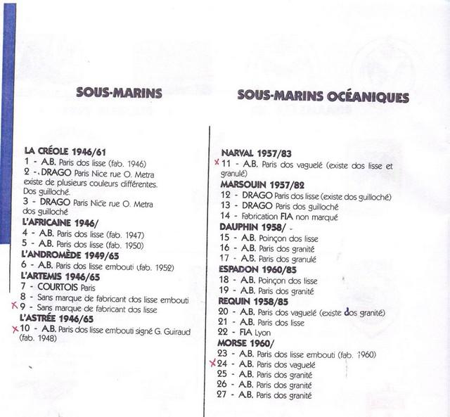 Insignes de sous-marins  Insign13