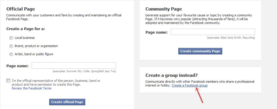 Cara-cara nak buat Group page kat Pebuk. 210