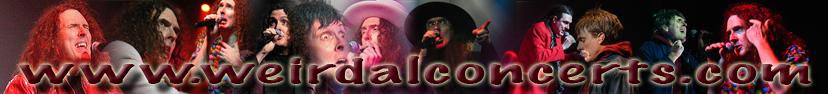 Weird Al Yankovic Concerts
