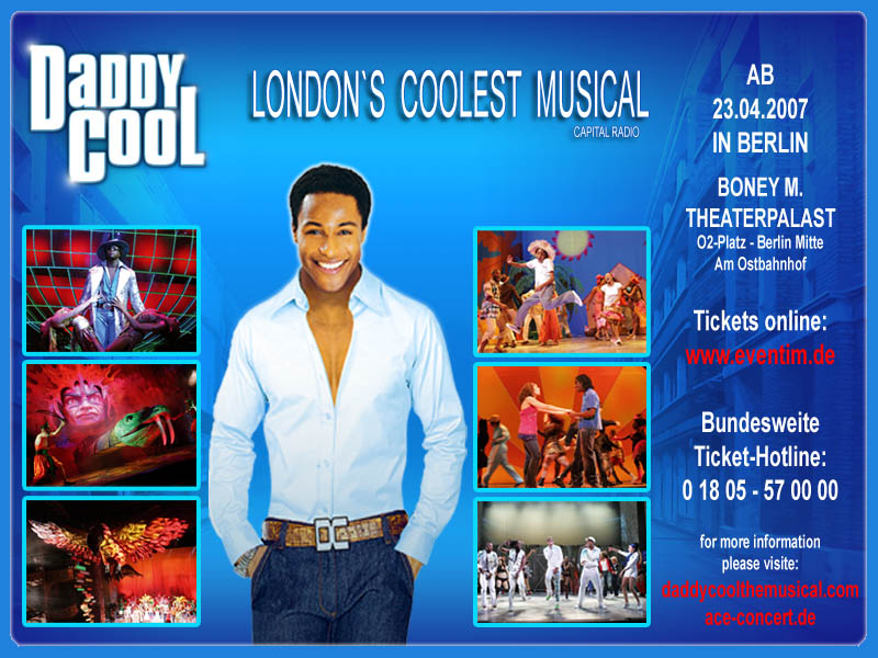 DADDY COOL - The Musical Berlin10