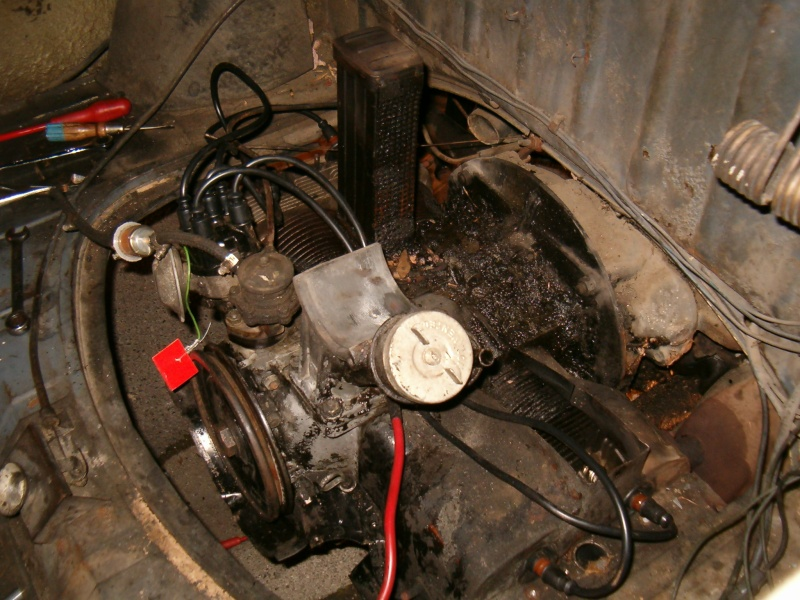 huile au niveau de la turbine Hpim1410