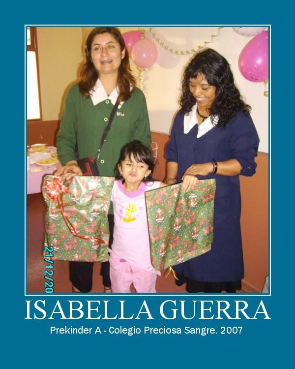 Fotos de entrega de regalos _ Prekinder A Isabel10