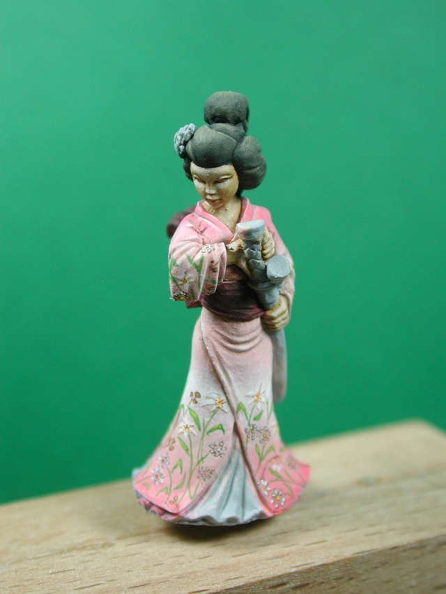 Geisha Haselfree 111