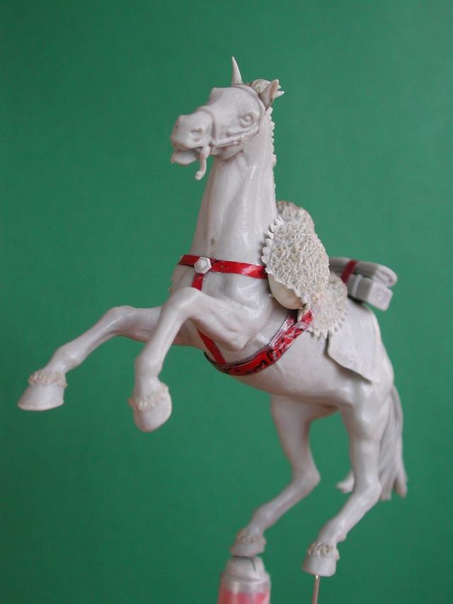 Cuirassier français à cheval 410
