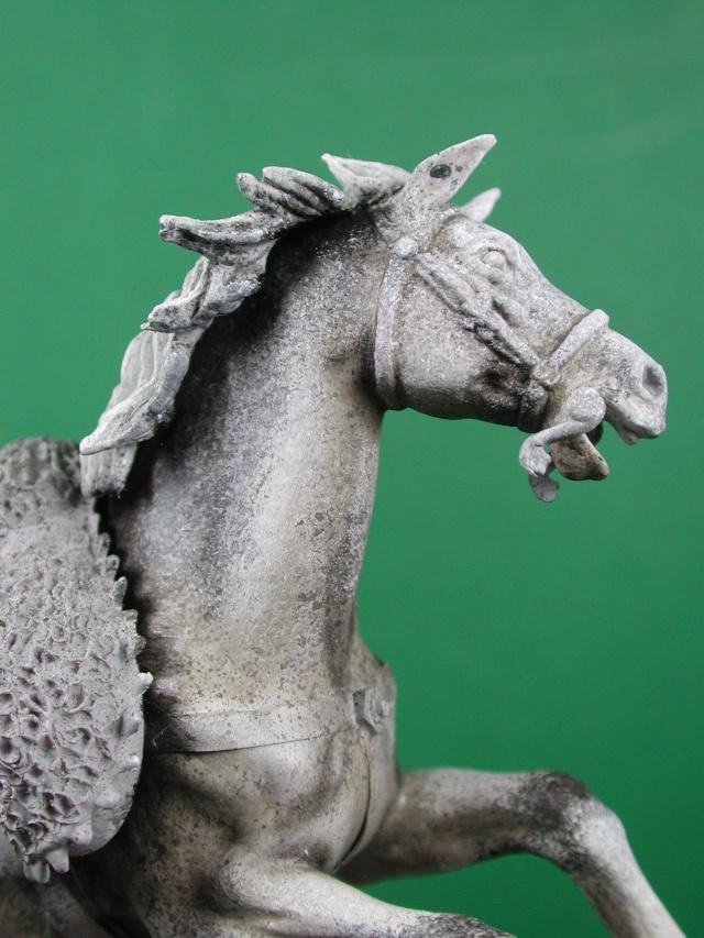 Cuirassier français à cheval Cheval10