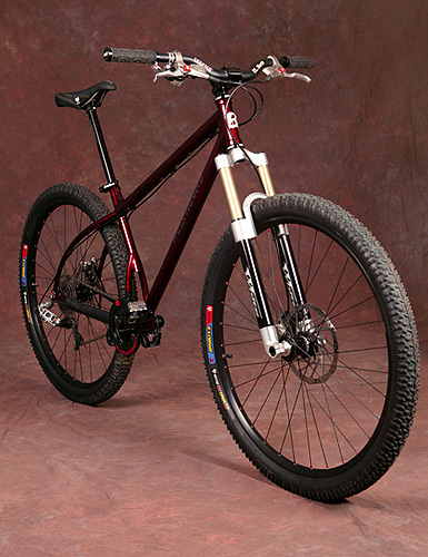 Wolfhound Cycles Frred210