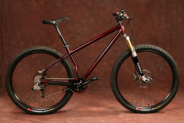 Wolfhound Cycles Frred211