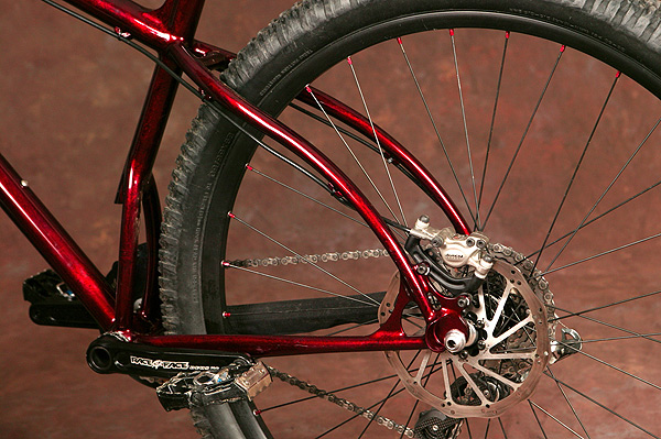 Wolfhound Cycles Frred212
