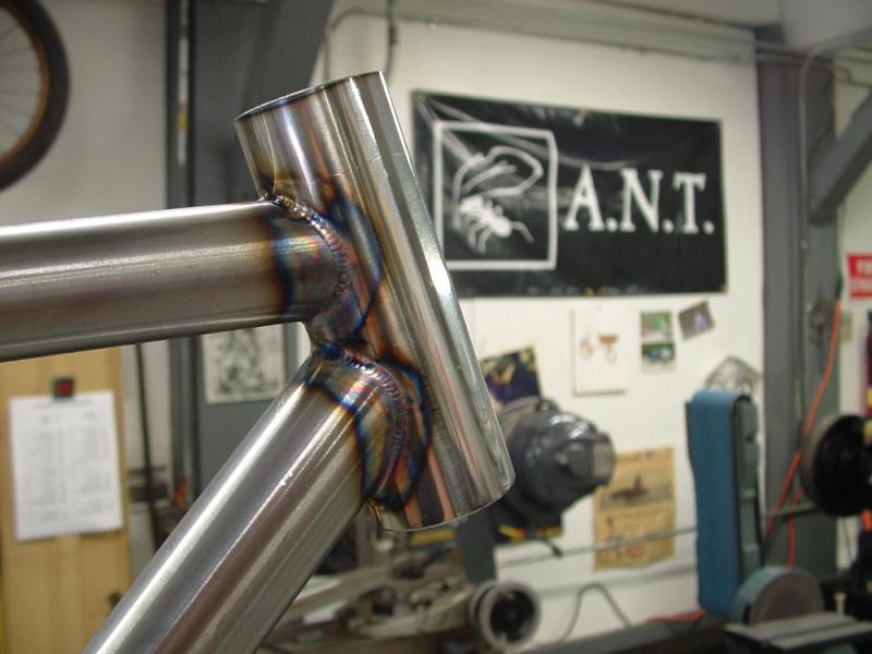 ANT bike Weldbi10