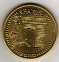 Paris (75000) Ville de Paris Générique B03410