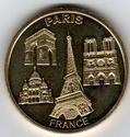 Paris (75000) Ville de Paris Générique Io01410