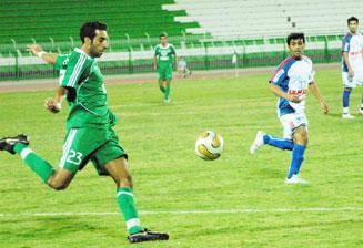العربي يخسر من الجهراء 5/6 ويحتل المركز الرابع في كأس الاتحاد لكرة القدم Arbe-j10