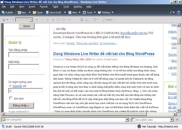 Viết Blog dễ hơn với Windows Live Writer Image_10