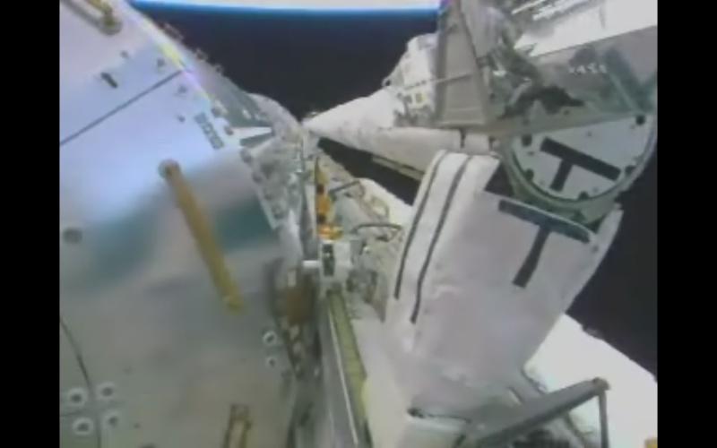 [STS122/ISS-1E] Déroulement de la mission Columb11