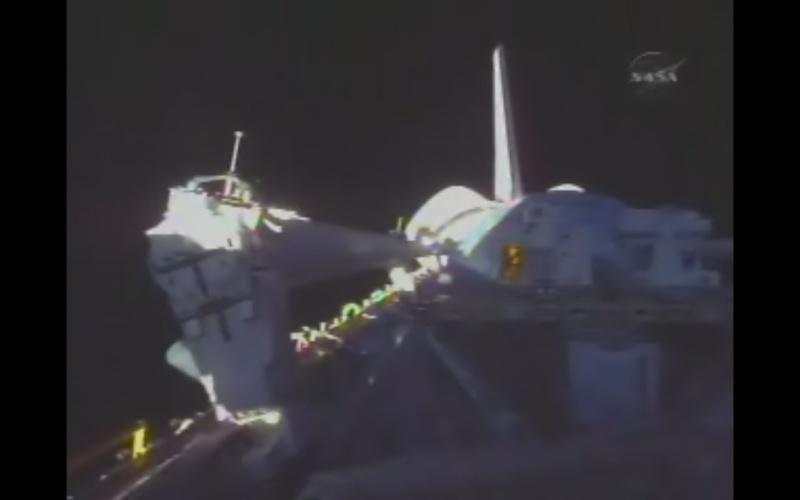 [STS122/ISS-1E] Déroulement de la mission Payloa10