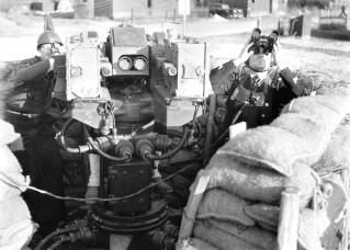 Les batteries de DCA autour de Toulon 1939 Dunker14