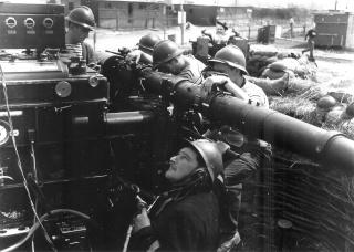 Les batteries de DCA autour de Toulon 1939 Dunker15